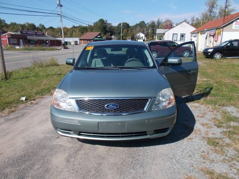 2005 Ford Five Hundred for sale at Discount Auto Sales in Monticello NY
