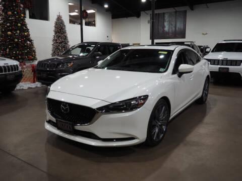 2018 Mazda MAZDA6 for sale at Montclair Motor Car in Montclair NJ