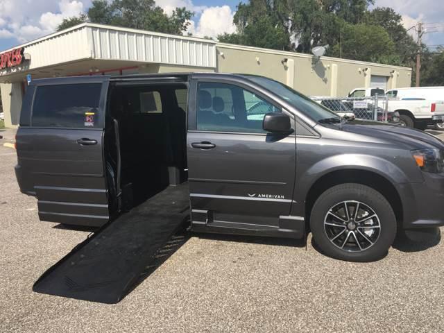 2016 Dodge Grand Caravan for sale at The Mobility Van Store in Lakeland FL