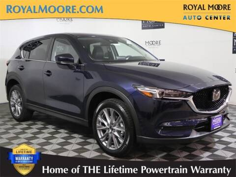 2020 Mazda CX-5 for sale at Royal Moore Custom Finance in Hillsboro OR