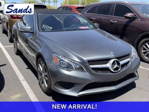 2017 Mercedes-Benz E-Class for sale at Sands Chevrolet in Surprise AZ