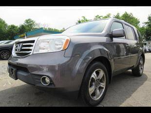 2015 Honda Pilot for sale at Rockland Automall - Rockland Motors in West Nyack NY