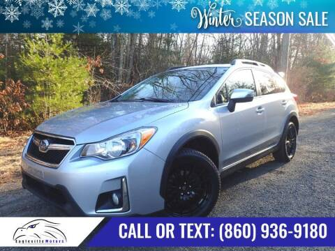 2016 Subaru Crosstrek for sale at EAGLEVILLE MOTORS LLC in Storrs CT