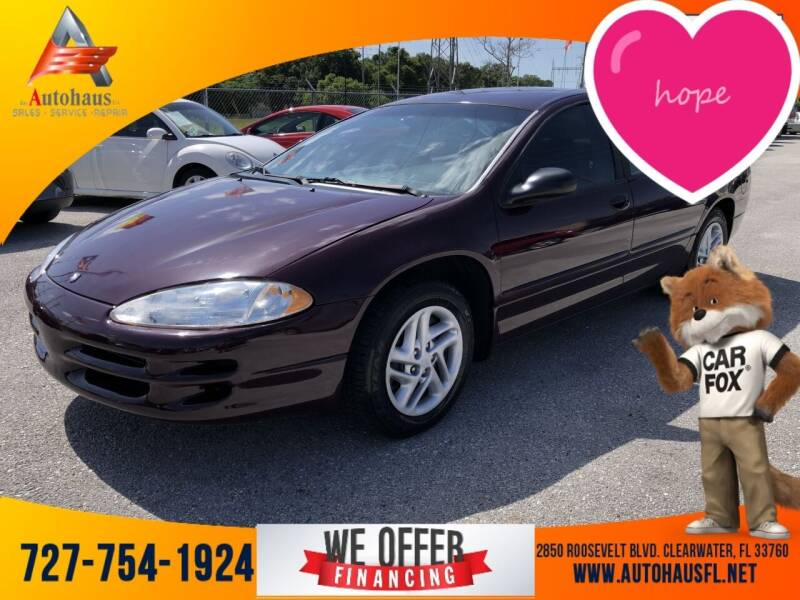 1998 Dodge Intrepid for sale at Das Autohaus Quality Used Cars in Clearwater FL