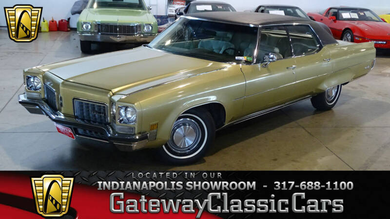 1972 Oldsmobile Ninety-Eight for sale in O Fallon, IL