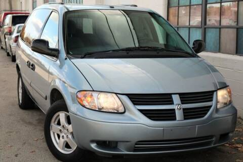 2006 Dodge Grand Caravan for sale at JT AUTO in Parma OH