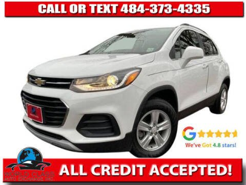 2017 Chevrolet Trax for sale at World Class Auto Exchange in Lansdowne PA