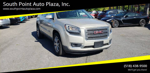2013 GMC Acadia for sale at South Point Auto Plaza, Inc. in Albany NY
