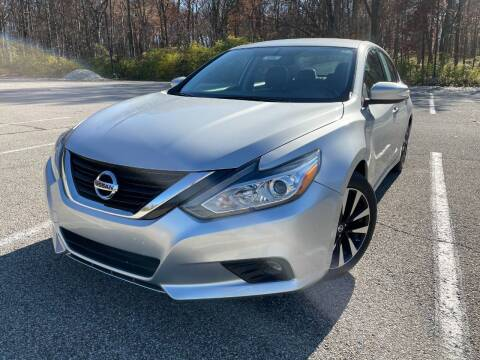 2018 Nissan Altima for sale at Lifetime Automotive LLC in Middletown OH