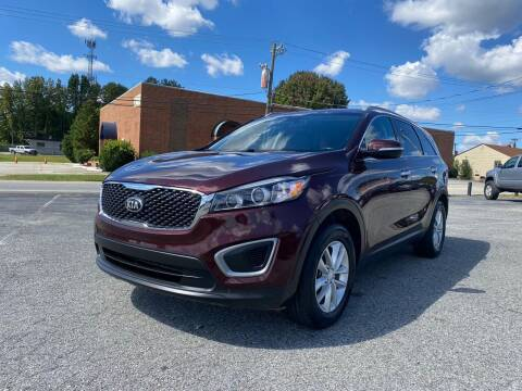 2017 Kia Sorento for sale at Triple A's Motors in Greensboro NC