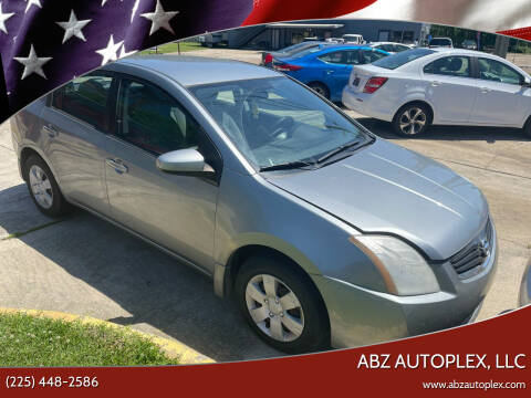 2011 Nissan Sentra for sale at ABZ Autoplex, LLC in Baton Rouge LA