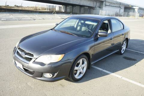 2009 Subaru Legacy for sale at Sports Plus Motor Group LLC in Sunnyvale CA