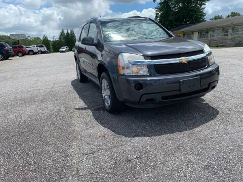 2008 Chevrolet Equinox for sale at Hillside Motors Inc. in Hickory NC