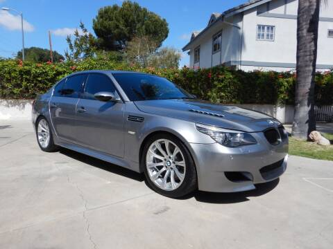 2006 BMW M5 for sale at California Cadillac & Collectibles in Los Angeles CA