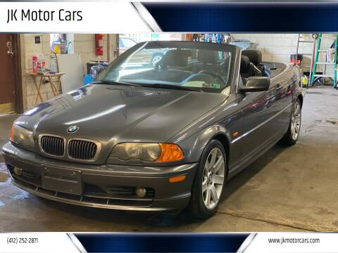 2001 BMW 3 Series for sale at JK Motor Cars in Pittsburgh PA