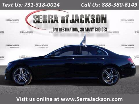 2018 Mercedes-Benz E-Class for sale at Serra Of Jackson in Jackson TN