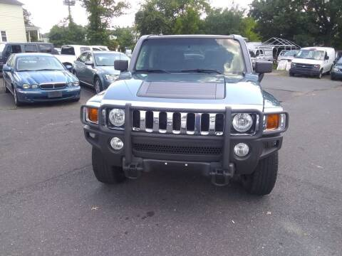 2006 HUMMER H3 for sale at Wilson Investments LLC in Ewing NJ