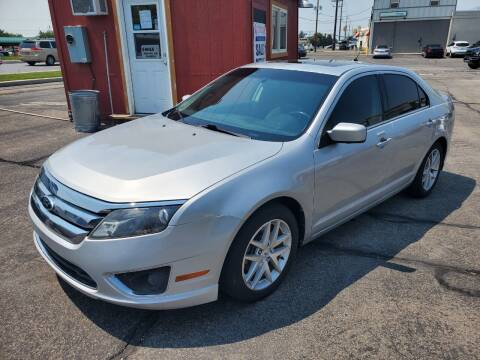 2011 Ford Fusion for sale at Curtis Auto Sales LLC in Orem UT