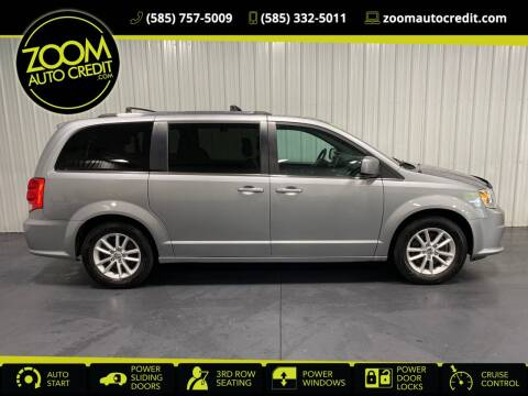 2018 Dodge Grand Caravan for sale at ZoomAutoCredit.com in Elba NY