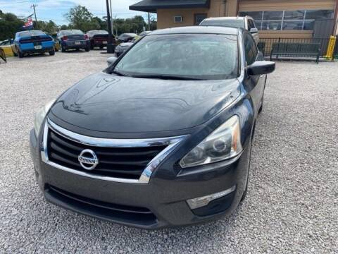 2013 Nissan Altima for sale at Car Spot Of Central Florida in Melbourne FL