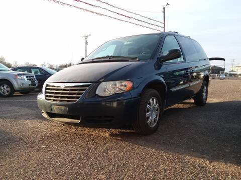 2007 Chrysler Town and Country for sale at Affordable 4 All Auto Sales in Elk River MN