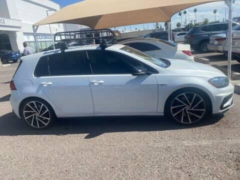 2019 Volkswagen Golf R for sale at Camelback Volkswagen Subaru in Phoenix AZ