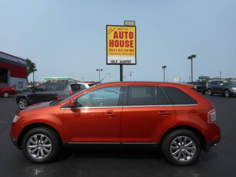 2008 Ford Edge for sale at AUTO HOUSE WAUKESHA in Waukesha WI