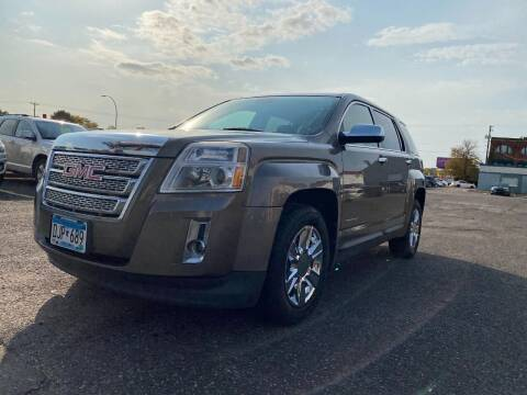 2012 GMC Terrain for sale at Auto Tech Car Sales and Leasing in Saint Paul MN