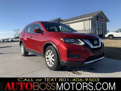 2017 Nissan Rogue for sale at Auto Boss in Woodscross UT