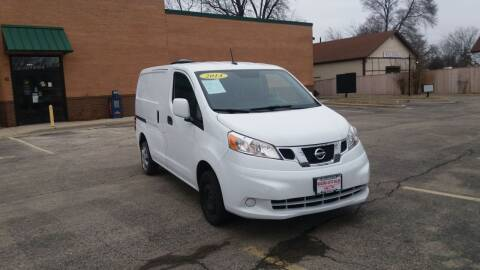 2014 Nissan NV200 for sale at Magana Auto Sales Inc in Aurora IL