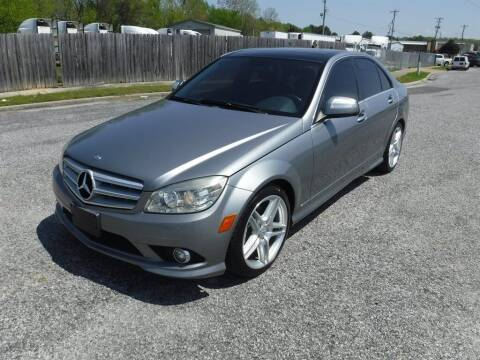 2008 Mercedes-Benz C-Class for sale at Memphis Truck Exchange in Memphis TN