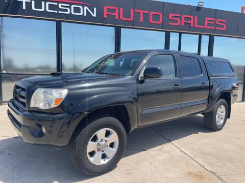 2007 Toyota Tacoma for sale at Tucson Auto Sales in Tucson AZ