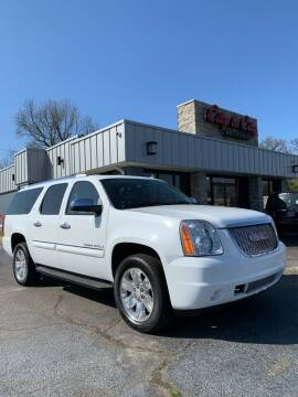 2008 GMC Yukon XL for sale at City to City Auto Sales in Richmond VA