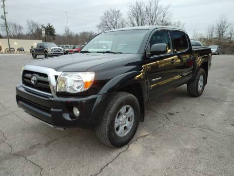2006 Toyota Tacoma for sale at Cruisin' Auto Sales in Madison IN