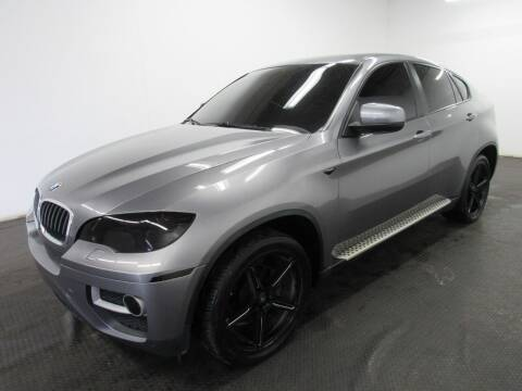 2014 BMW X6 for sale at Automotive Connection in Fairfield OH