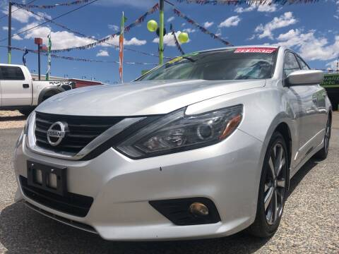 2017 Nissan Altima for sale at 1st Quality Motors LLC in Gallup NM