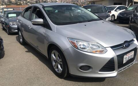 2014 Ford Focus for sale at GRAND AUTO SALES - CALL or TEXT us at 619-503-3657 in Spring Valley CA