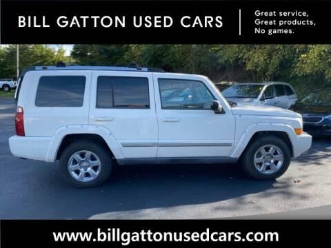 2007 Jeep Commander for sale at Bill Gatton Used Cars in Johnson City TN