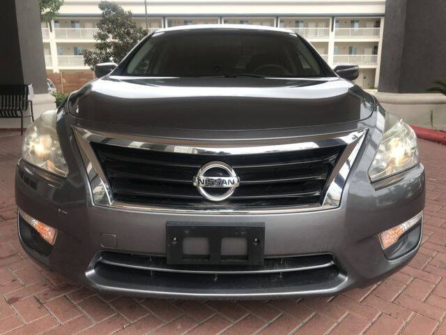 2014 Nissan Altima for sale at EMPIREIMPORTSTX.COM in Katy TX
