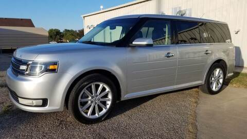 2019 Ford Flex for sale at S & S Sports and Imports in Newton KS