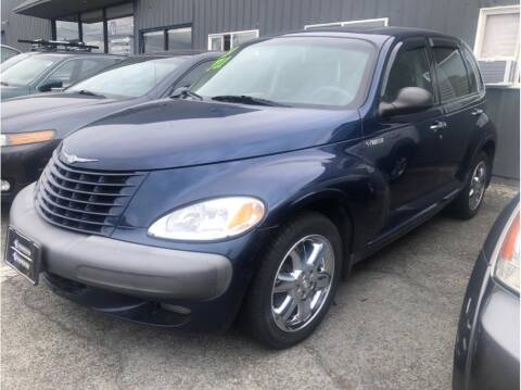 2001 Chrysler PT Cruiser for sale at Chehalis Auto Center in Chehalis WA