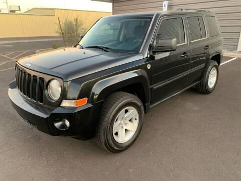 2010 Jeep Patriot for sale at Premier Motors AZ in Phoenix AZ