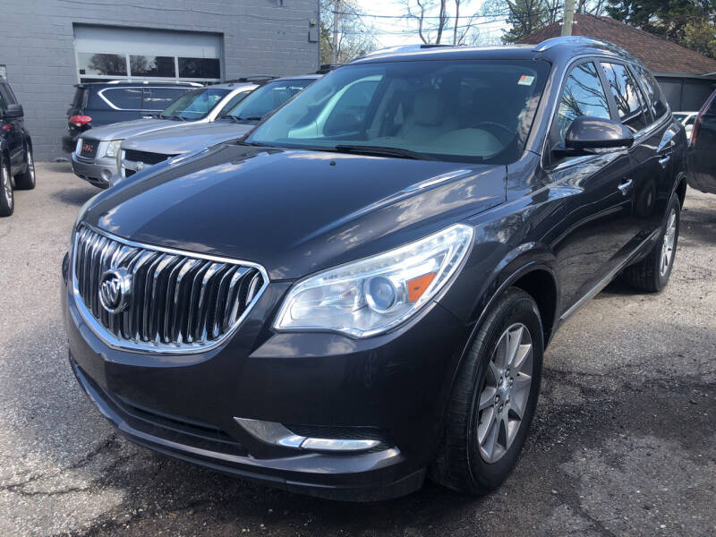 2014 Buick Enclave for sale at Champs Auto Sales in Detroit MI