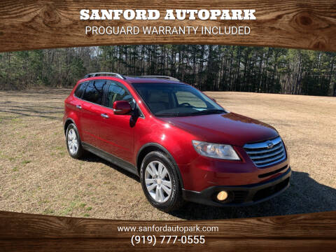 2009 Subaru Tribeca for sale at Sanford Autopark in Sanford NC