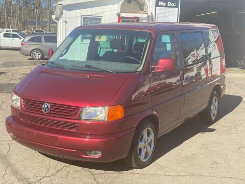 2001 Volkswagen EuroVan for sale at Milford Automall Sales and Service in Bellingham MA