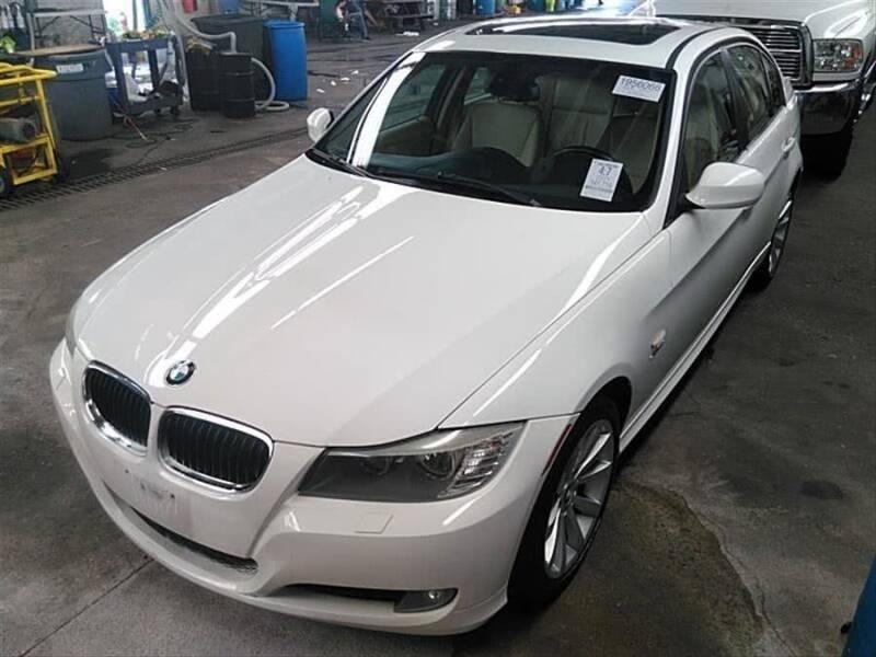 2011 BMW 3 Series for sale at CARMANIA LLC in Chesapeake VA