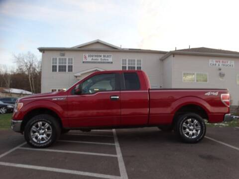 2009 Ford F-150 for sale at Cj king of car loans/JJ's Best Auto Sales in Troy MI