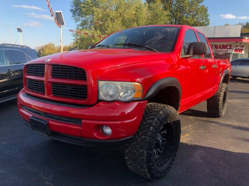 2004 Dodge Ram Pickup 1500 for sale at Right Place Auto Sales in Indianapolis IN