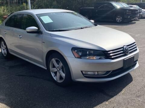 2015 Volkswagen Passat for sale at Ganley Chevy of Aurora in Aurora OH