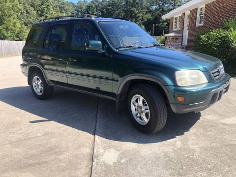 2001 Honda CR-V for sale at L & M Auto Broker in Stone Mountain GA
